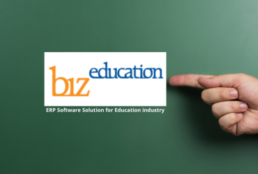 ERP software solution for education industry
