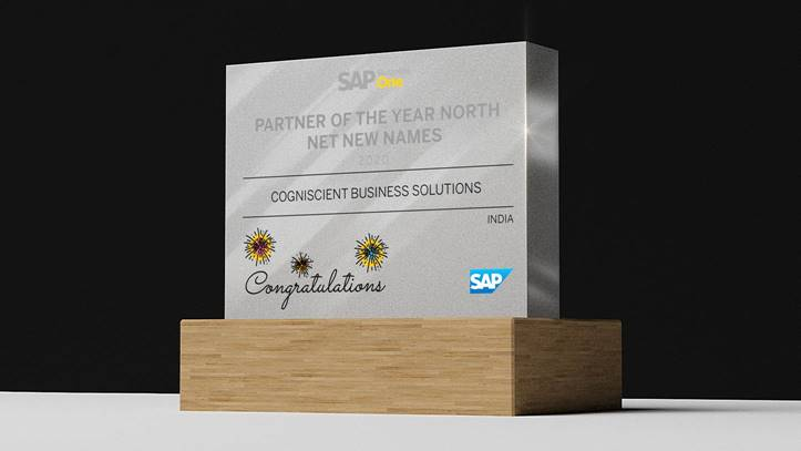 Partner of the year North Net New Names for the year 2020
