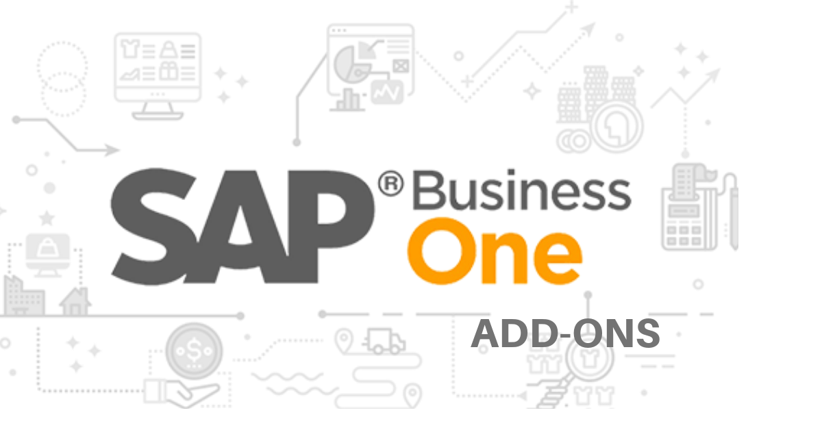 SAP Business One Add-ons