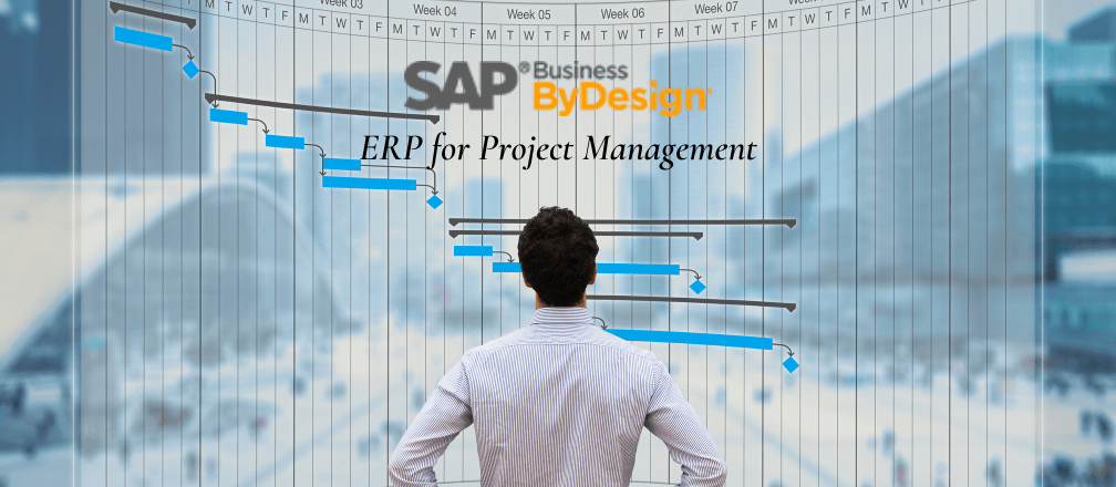 SAP Business ByDesign ERP for Project Management