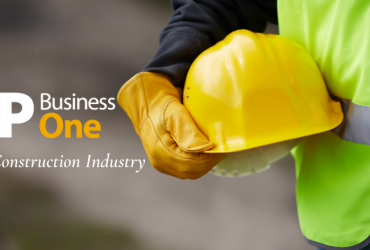SAP Business One ERP for Construction Industry