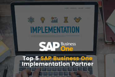 Top 5 SAP Business One Implementation Partners