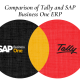 Comparison of Tally and SAP Business One ERP