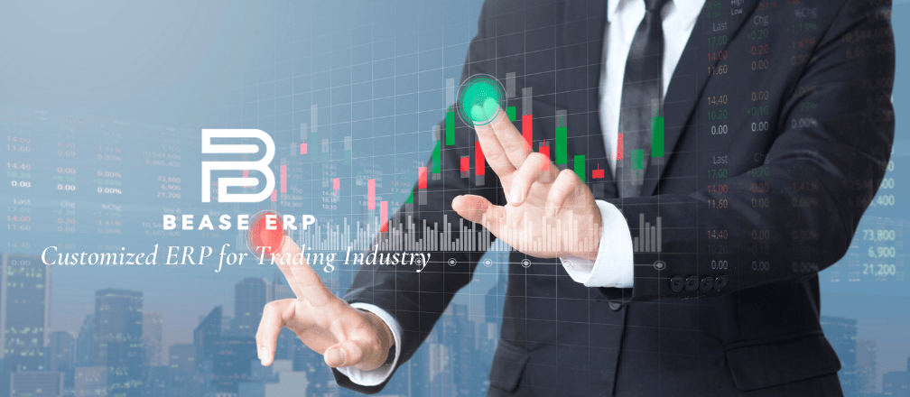 Customized ERP for Trading Industry