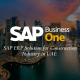SAP ERP Solution for the Construction Industry in UAE