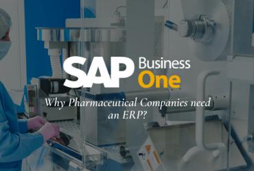 Why Pharmaceutical Companies need an ERP